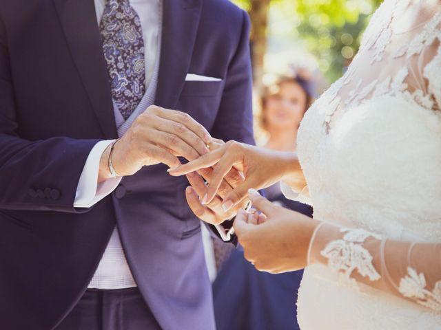 La boda de Ramón y Eva en Cambre, A Coruña 35