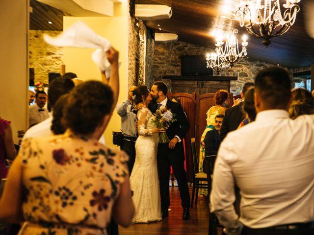 La boda de Ramón y Eva en Cambre, A Coruña 36