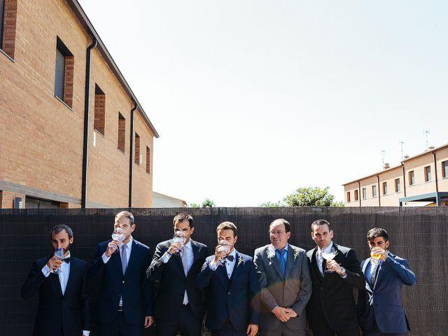 La boda de David y Ana en Girona, Girona 8