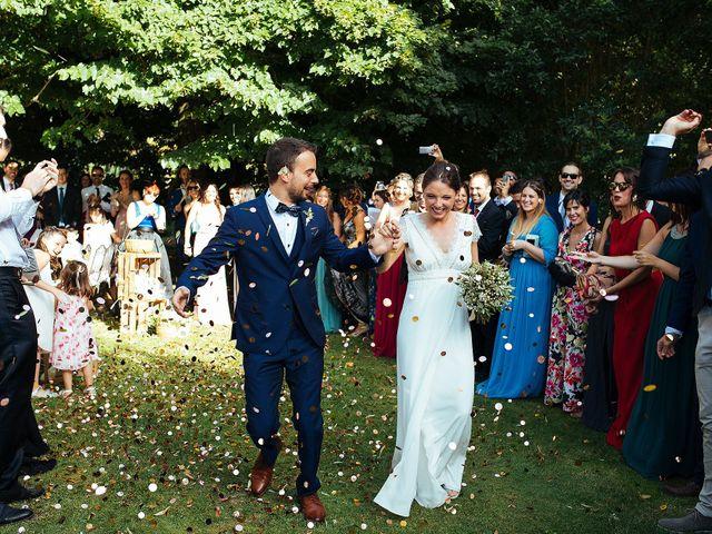 La boda de David y Ana en Girona, Girona 25