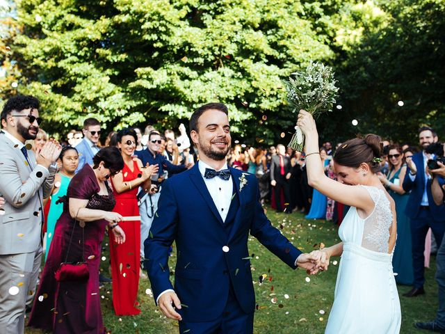 La boda de David y Ana en Girona, Girona 26