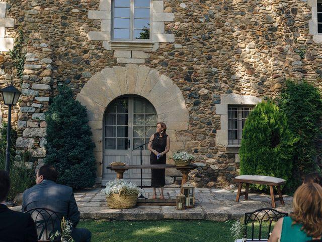 La boda de David y Ana en Girona, Girona 16