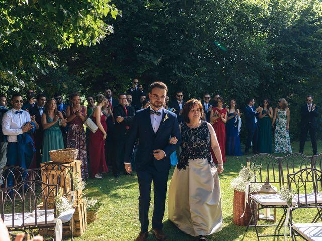 La boda de David y Ana en Girona, Girona 17