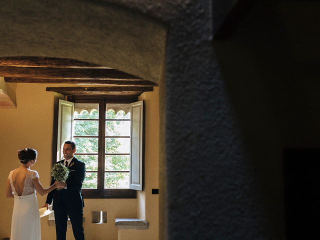 La boda de David y Ana en Girona, Girona 15