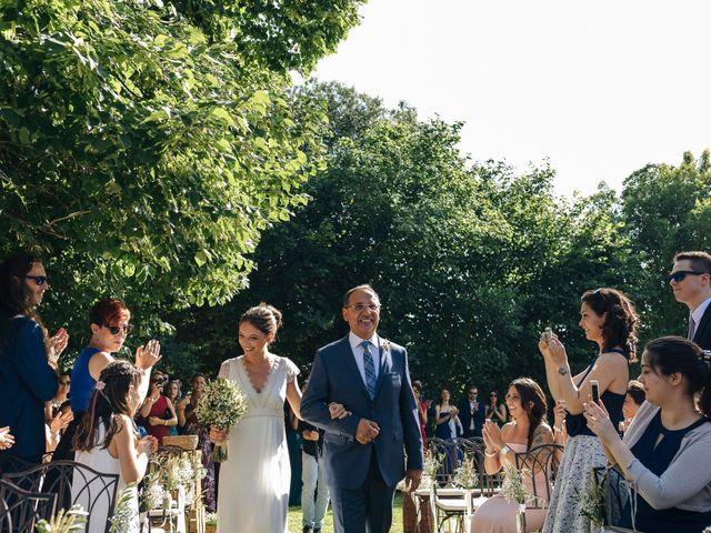 La boda de David y Ana en Girona, Girona 19