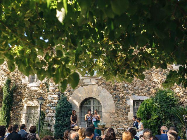 La boda de David y Ana en Girona, Girona 21