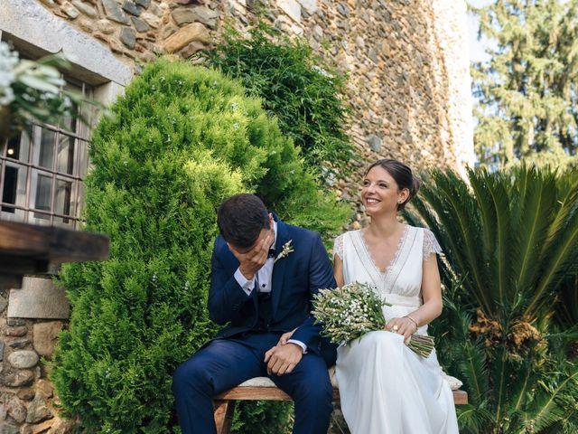 La boda de David y Ana en Girona, Girona 23
