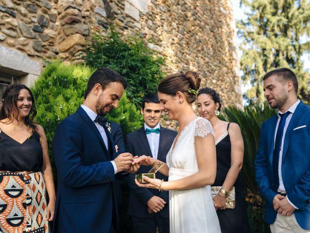 La boda de David y Ana en Girona, Girona 24