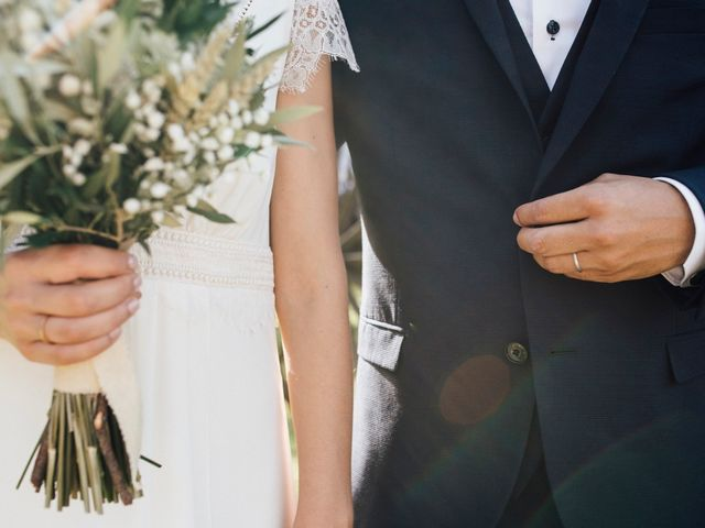La boda de David y Ana en Girona, Girona 31