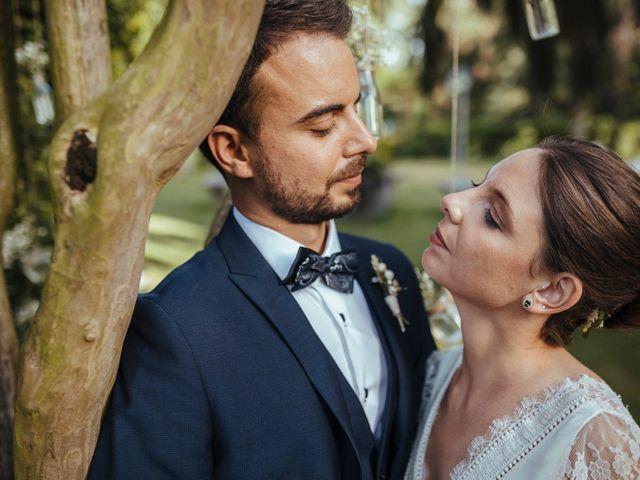 La boda de David y Ana en Girona, Girona 32
