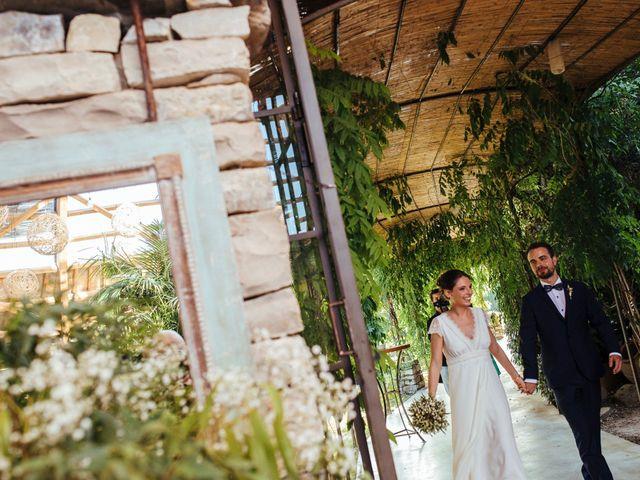 La boda de David y Ana en Girona, Girona 34