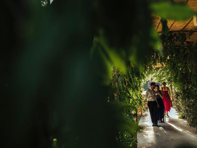 La boda de David y Ana en Girona, Girona 38