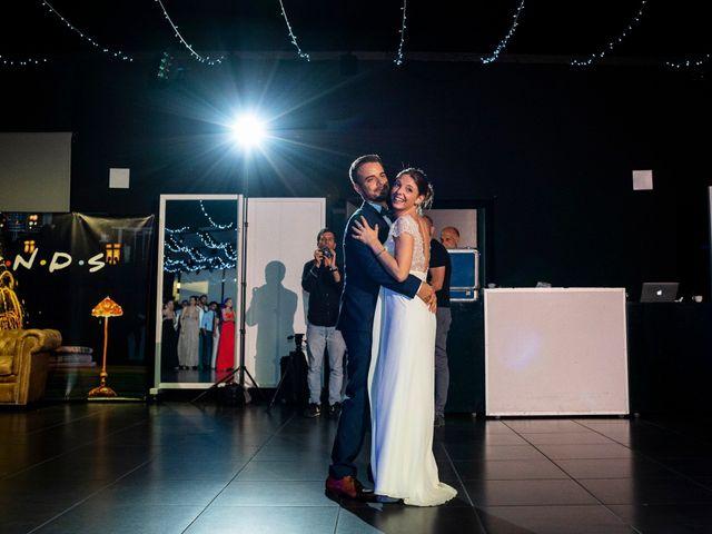 La boda de David y Ana en Girona, Girona 42