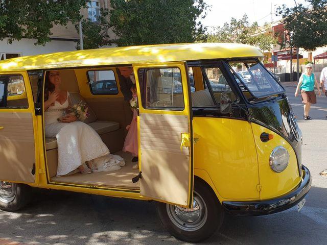 La boda de Ricardo y Ana en Cartagena, Murcia 2