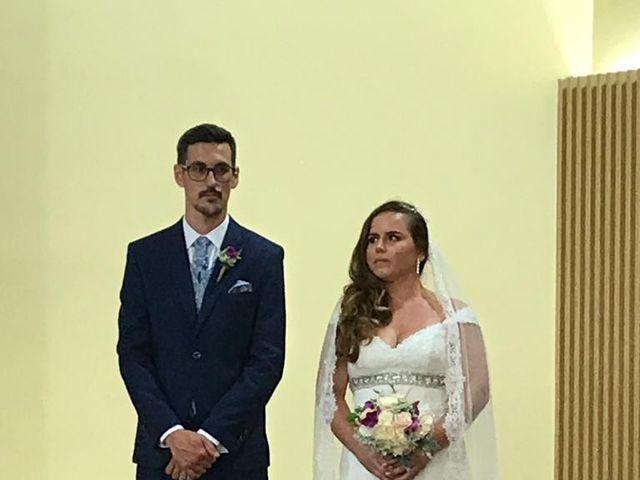 La boda de Ricardo y Ana en Cartagena, Murcia 1