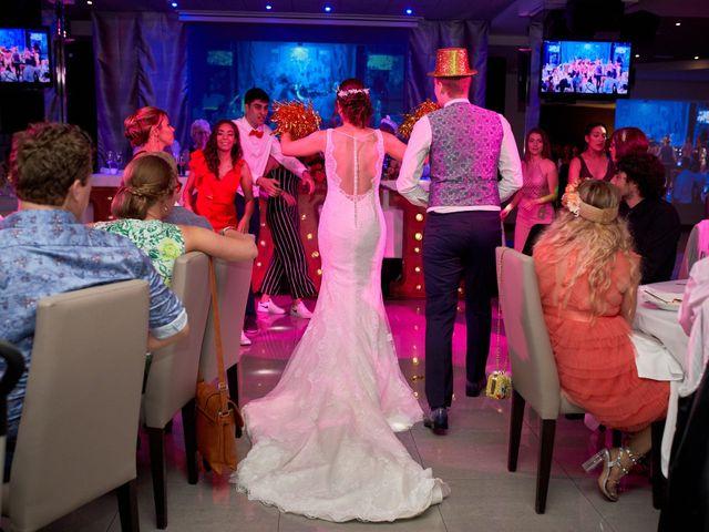 La boda de Erick y Estela en Torrevieja, Alicante 29