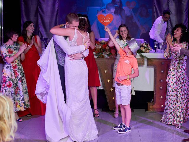 La boda de Erick y Estela en Torrevieja, Alicante 34