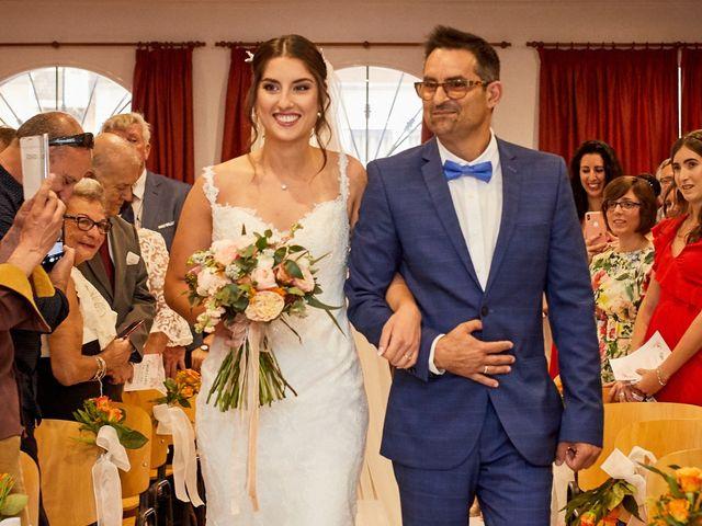 La boda de Erick y Estela en Torrevieja, Alicante 35