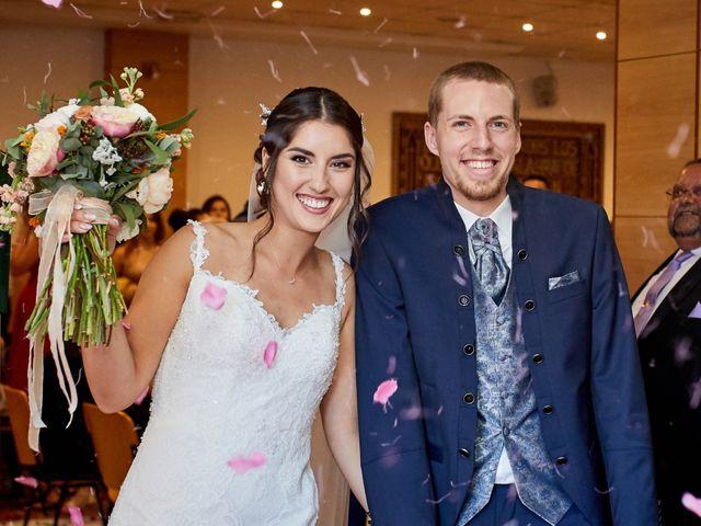 La boda de Erick y Estela en Torrevieja, Alicante 40