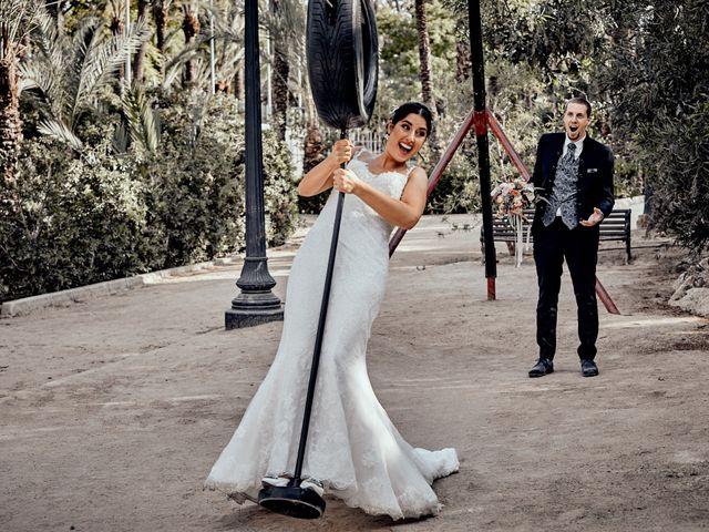 La boda de Erick y Estela en Torrevieja, Alicante 44
