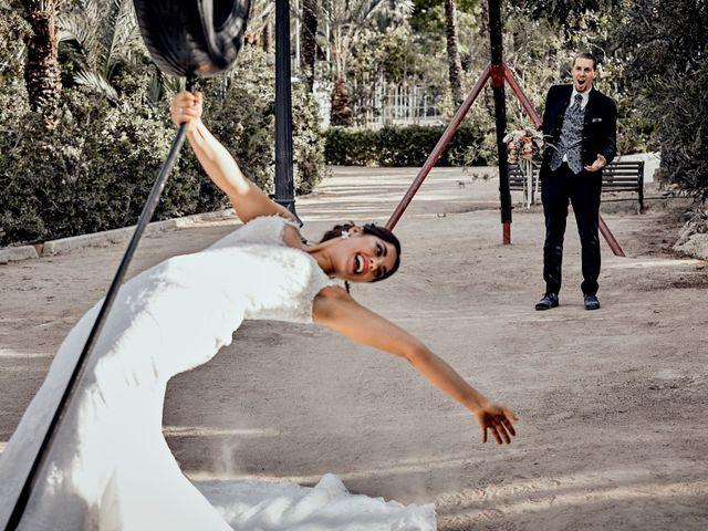 La boda de Erick y Estela en Torrevieja, Alicante 45