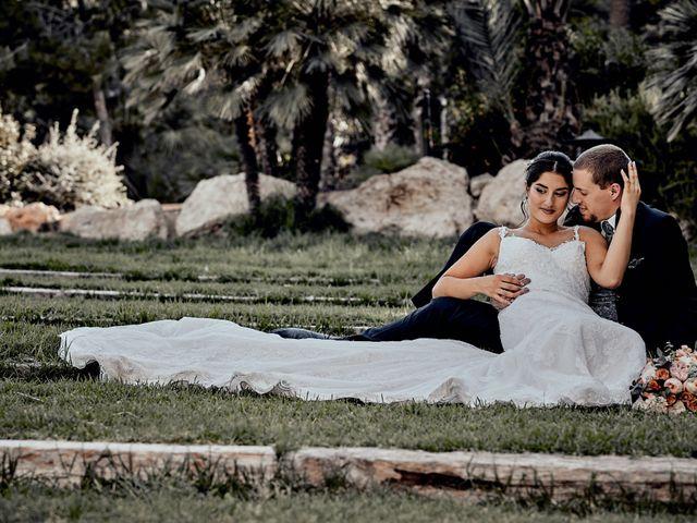 La boda de Erick y Estela en Torrevieja, Alicante 47