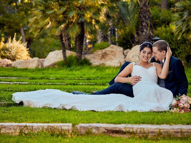 La boda de Erick y Estela en Torrevieja, Alicante 48