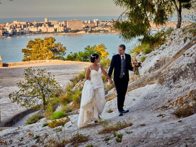 La boda de Erick y Estela en Torrevieja, Alicante 54