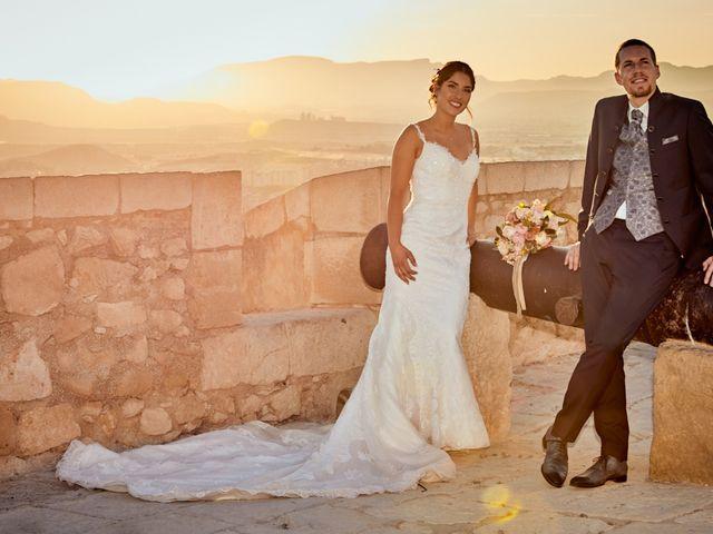 La boda de Erick y Estela en Torrevieja, Alicante 55