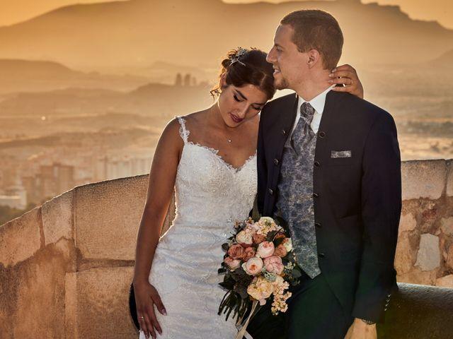 La boda de Erick y Estela en Torrevieja, Alicante 57