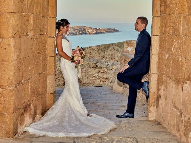 La boda de Erick y Estela en Torrevieja, Alicante 60