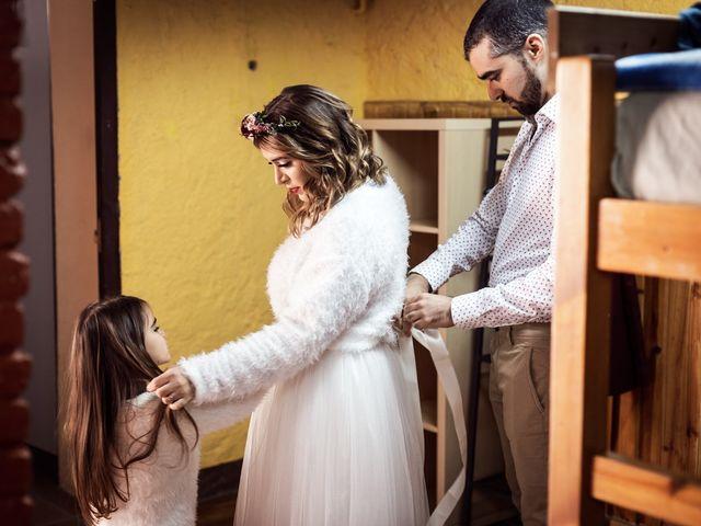 La boda de Mark y Nadia en Llinars Del Valles, Barcelona 12