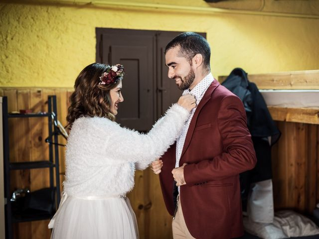 La boda de Mark y Nadia en Llinars Del Valles, Barcelona 14