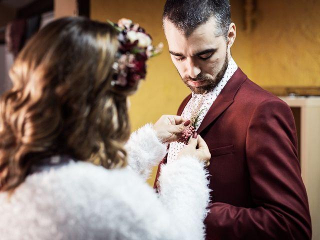 La boda de Mark y Nadia en Llinars Del Valles, Barcelona 15