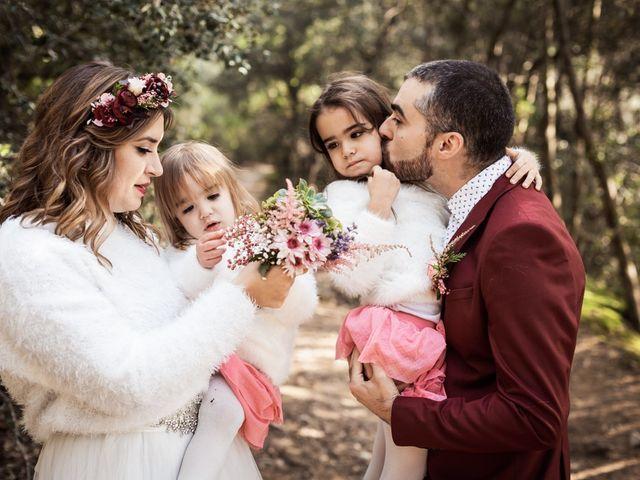 La boda de Mark y Nadia en Llinars Del Valles, Barcelona 33