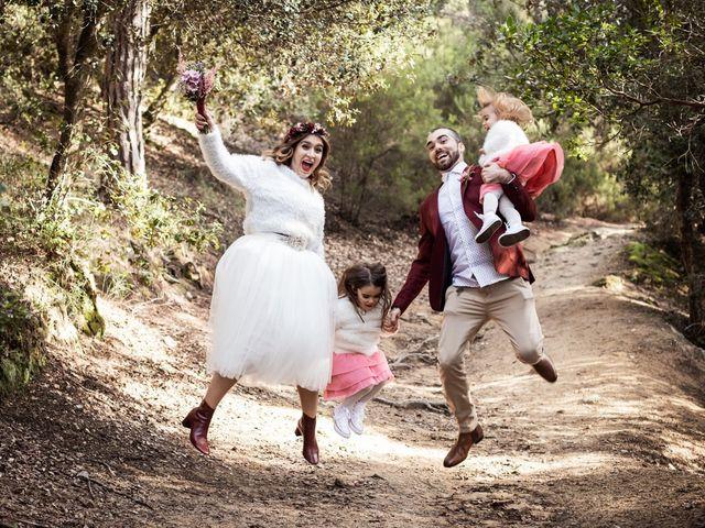 La boda de Nadia y Mark