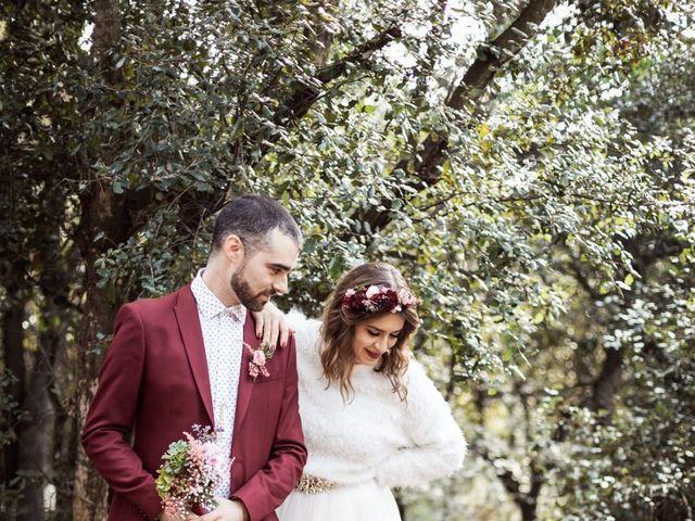 La boda de Mark y Nadia en Llinars Del Valles, Barcelona 36