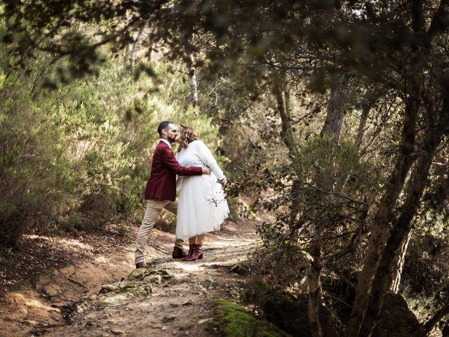 La boda de Mark y Nadia en Llinars Del Valles, Barcelona 39