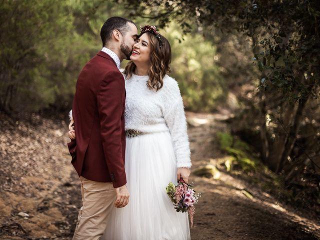 La boda de Mark y Nadia en Llinars Del Valles, Barcelona 41