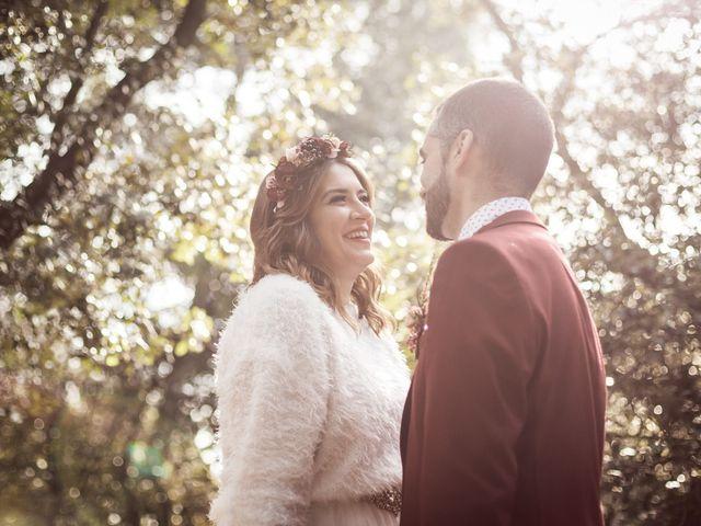 La boda de Mark y Nadia en Llinars Del Valles, Barcelona 52