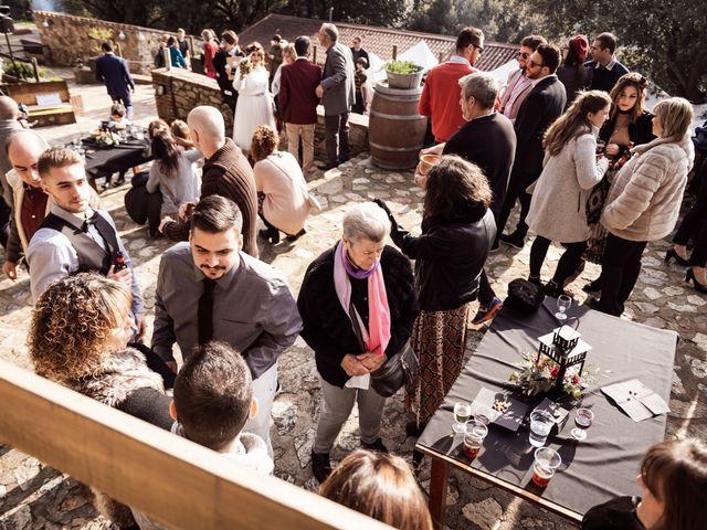 La boda de Mark y Nadia en Llinars Del Valles, Barcelona 65