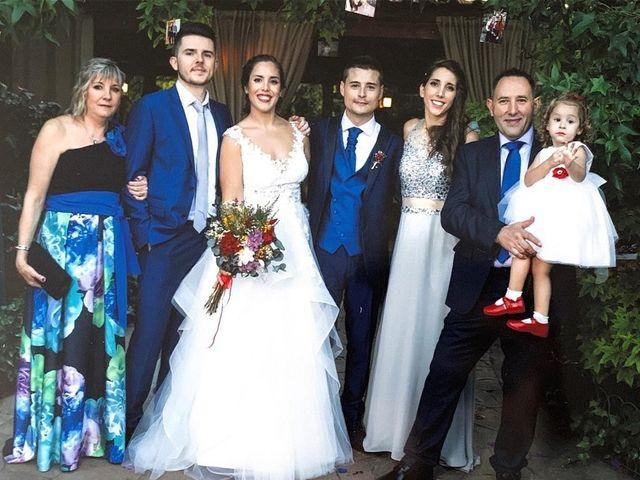 La boda de Javi y Alba en Palau De Plegamans, Barcelona 7