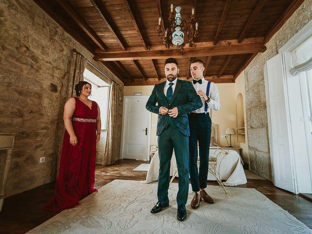 La boda de Celso y Eva en Vigo, Pontevedra 3
