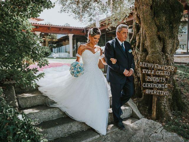 La boda de Celso y Eva en Vigo, Pontevedra 19