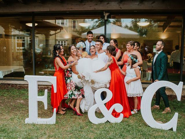 La boda de Celso y Eva en Vigo, Pontevedra 32