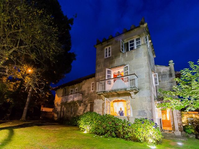 La boda de Celso y Eva en Vigo, Pontevedra 34