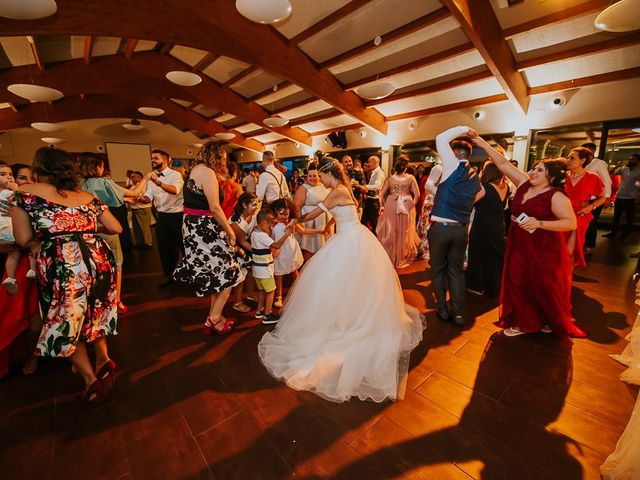La boda de Celso y Eva en Vigo, Pontevedra 37