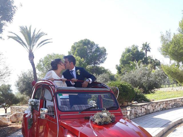 La boda de Mari Carmen y Juan