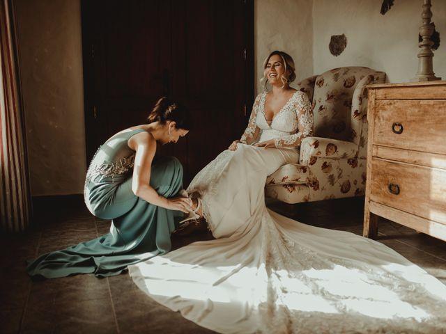 La boda de Javier y Yurena en Las Palmas De Gran Canaria, Las Palmas 31