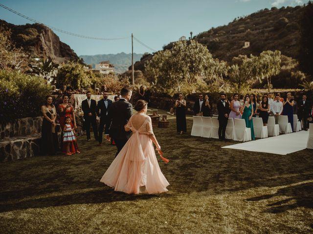 La boda de Javier y Yurena en Las Palmas De Gran Canaria, Las Palmas 36